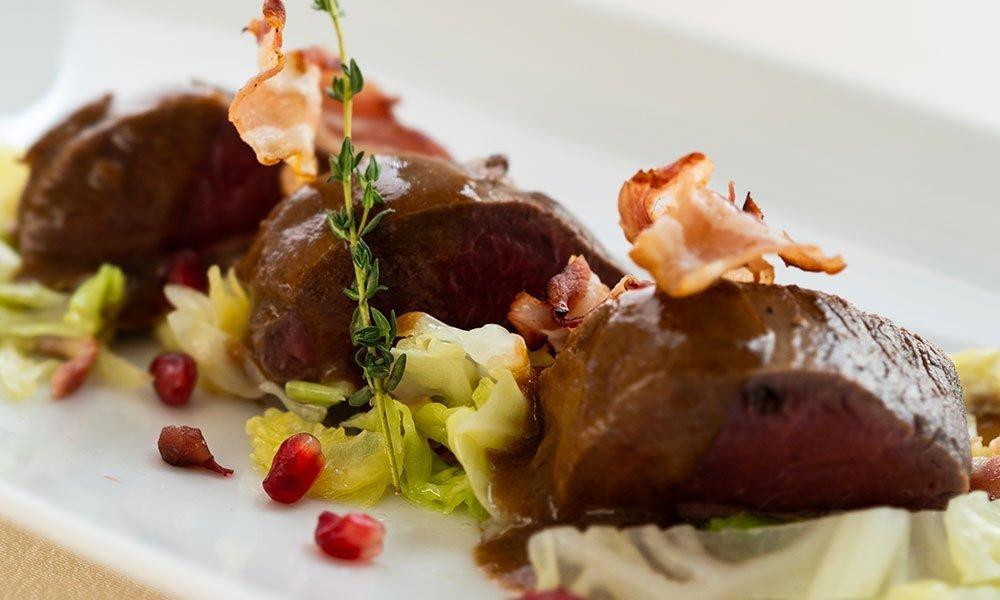 Ristorante Al Terrazzo - menu carne