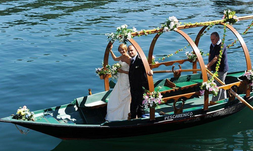 Villa Giulia weddings Lake Como - Boat