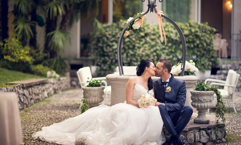 Villa Giulia wedding and ceremonies on Lake Como
