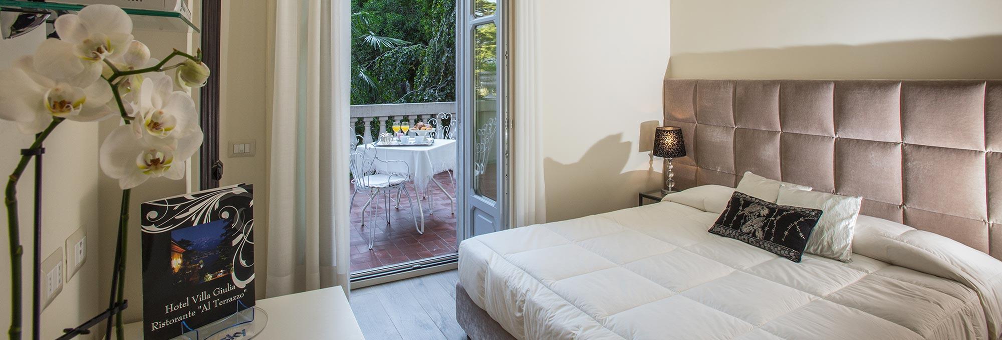 Hotel Villa Giulia Lecco - Camera Classic