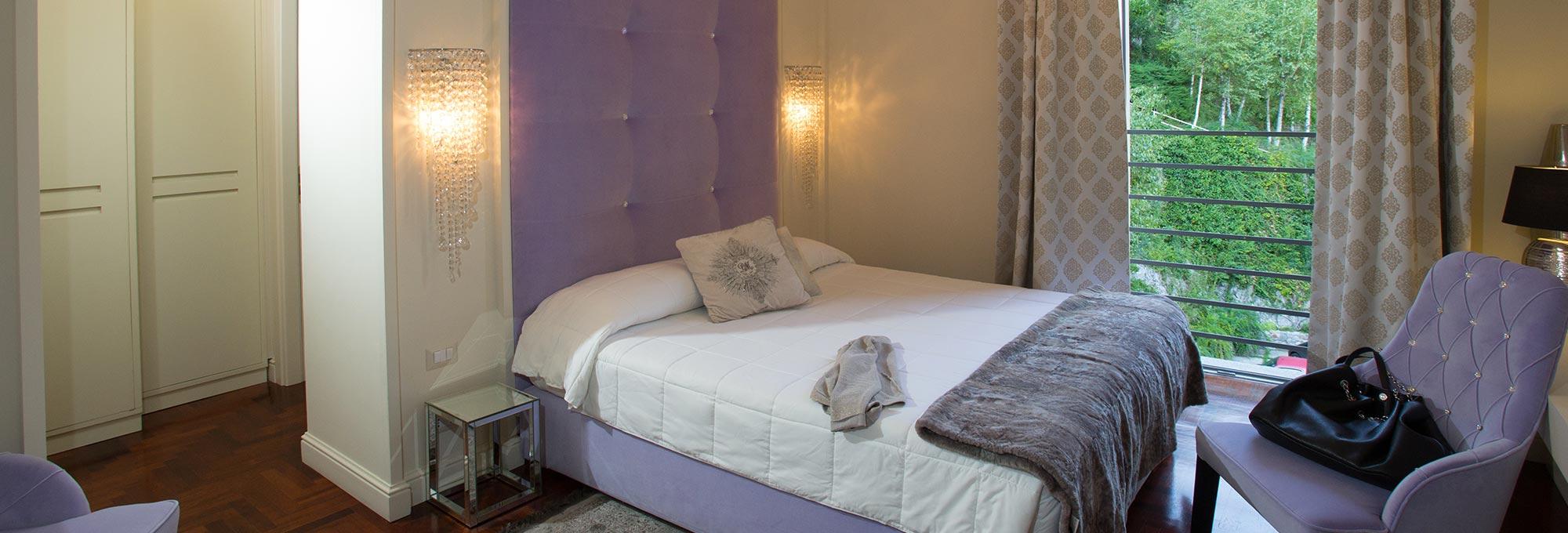 Hotel Villa Giulia Lecco - Camera Deluxe