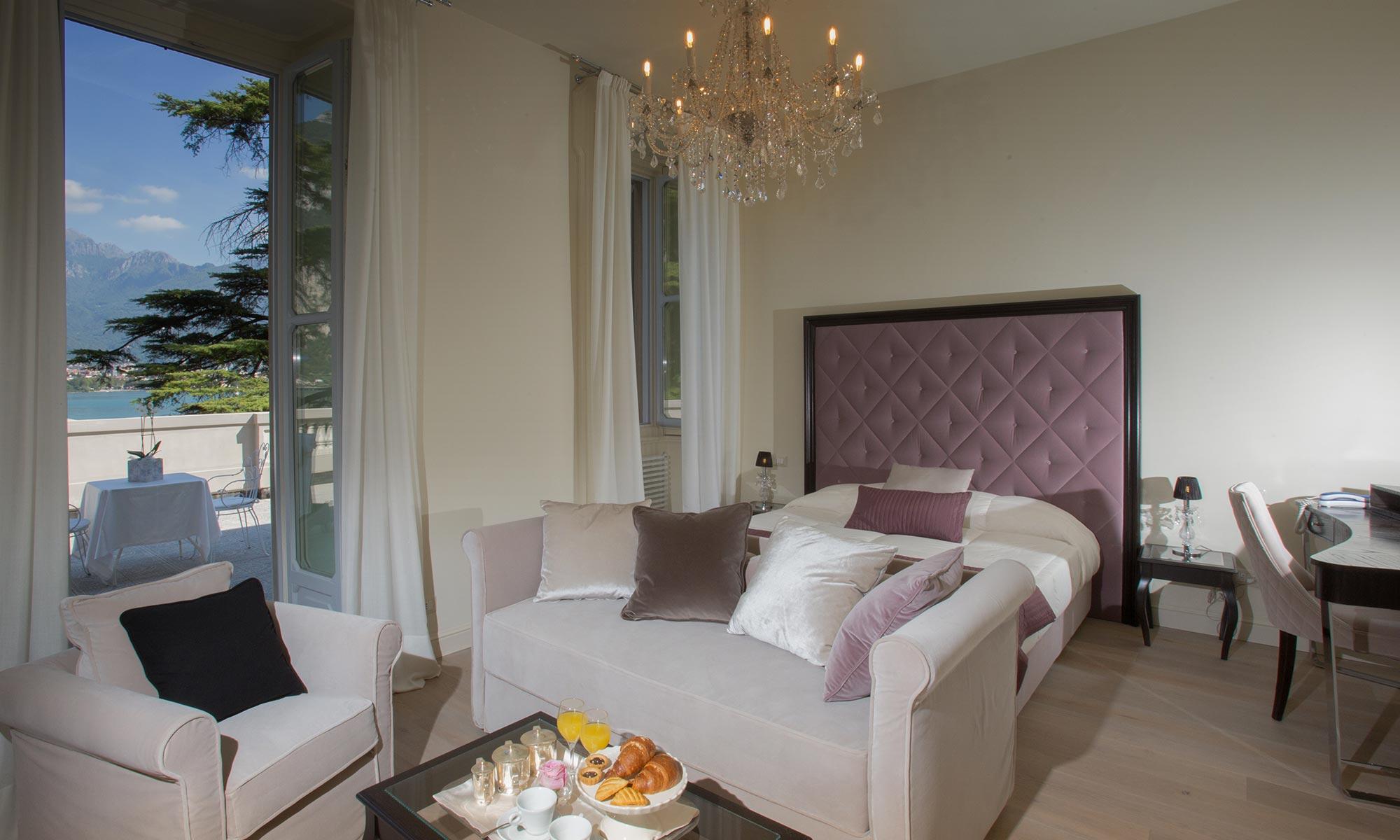 Hotel Villa Giulia Valmadrera Lecco - Suite