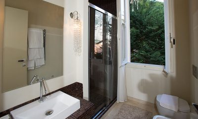Hotel Villa Giulia - Deluxe room bathroom