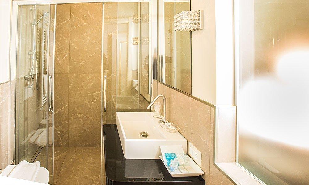 Hotel Villa Giulia - Bagno camera Classic