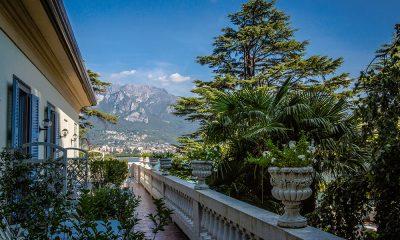 Hotel Villa Giulia Lecco terrazzi esterni