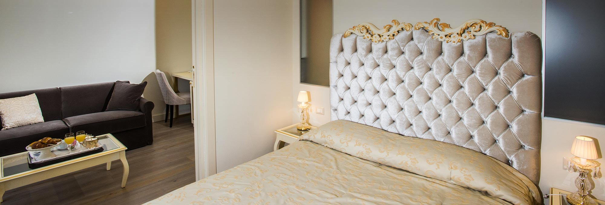 Hotel Villa Giulia Lago di Como - Camera Suite
