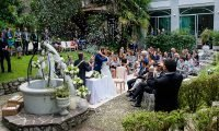 Wedding on Lake Como historic villa