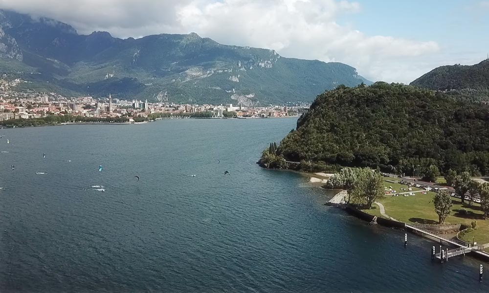 Lecco - Lake Como - Italia
