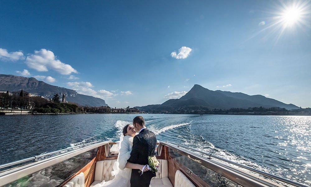 Villa Giulia Matrimoni - Lago Lecco Servizio fotografico