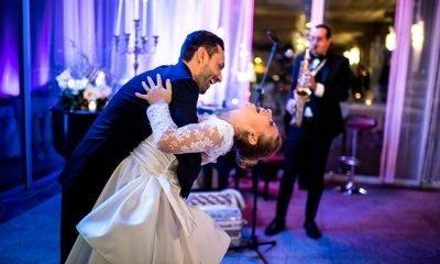 Villa Giulia matrimonio Lago di Como - Musica e animazione