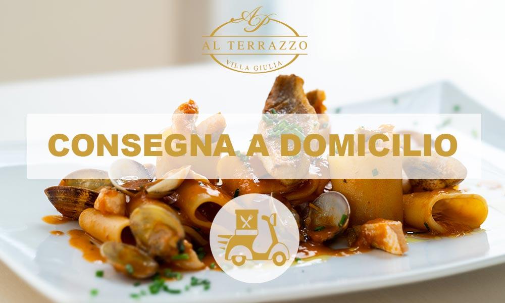 ristorante consegna domicilio a Lecco