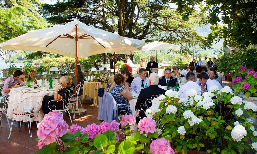 Al Terrazzo Restaurant - Valmadrera - Lecco - Lake Como