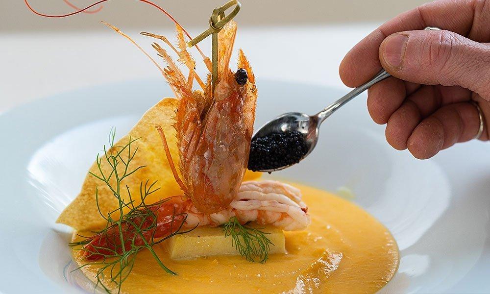 Ristorante Al Terrazzo - menu matrimoni
