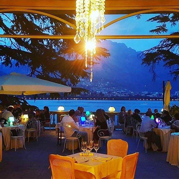 Ristorante Al Terrazzo - Lago di Como - Lecco