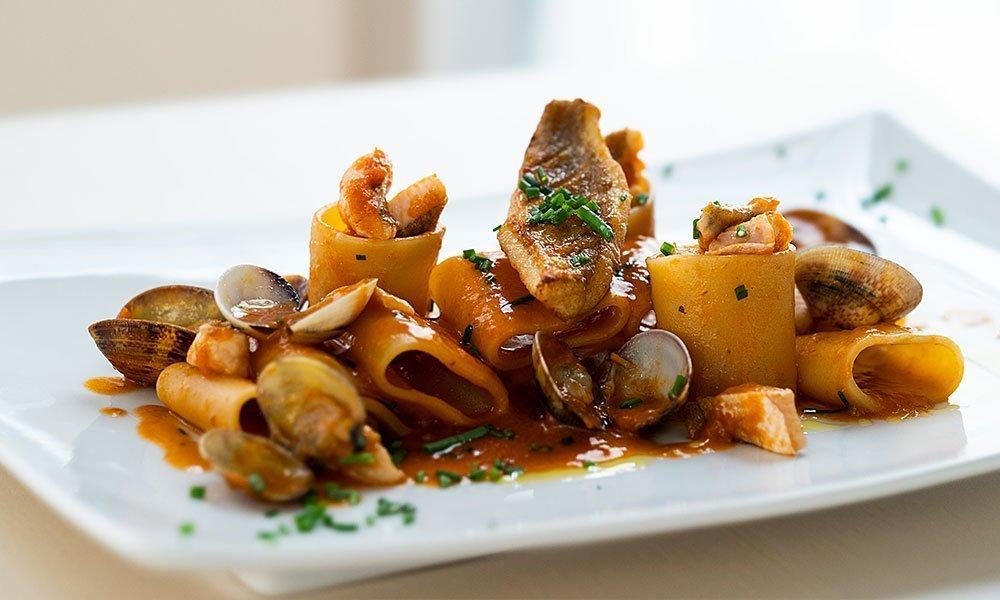 Ristorante Al Terrazzo - menu primi