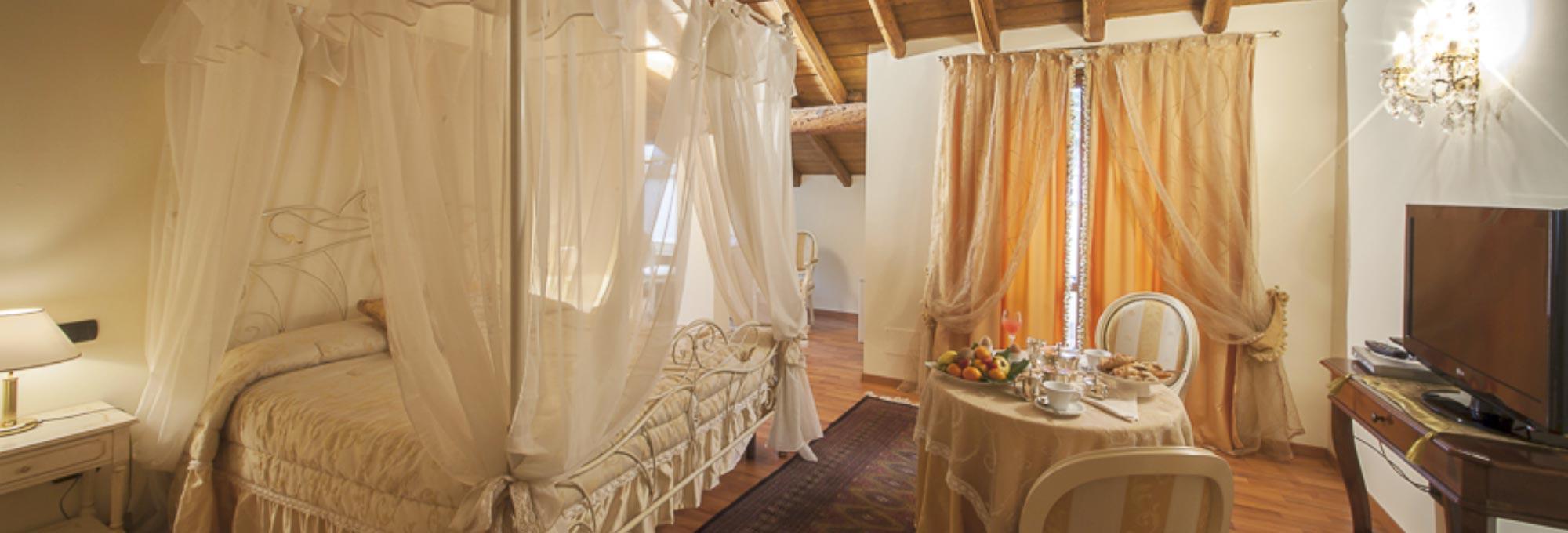 Hotel Villa Giulia Lecco- Suite
