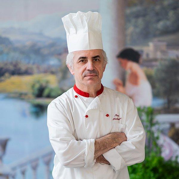Chef Mirco Zanlorenzi