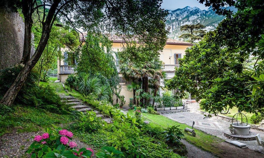 Villa Giulia Lecco Lago di Como - Parco esterno