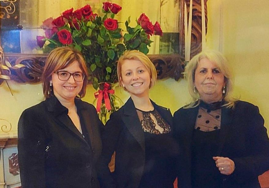 Villa Giulia e Ristorante Al Terrazzo - Famiglia Pagani