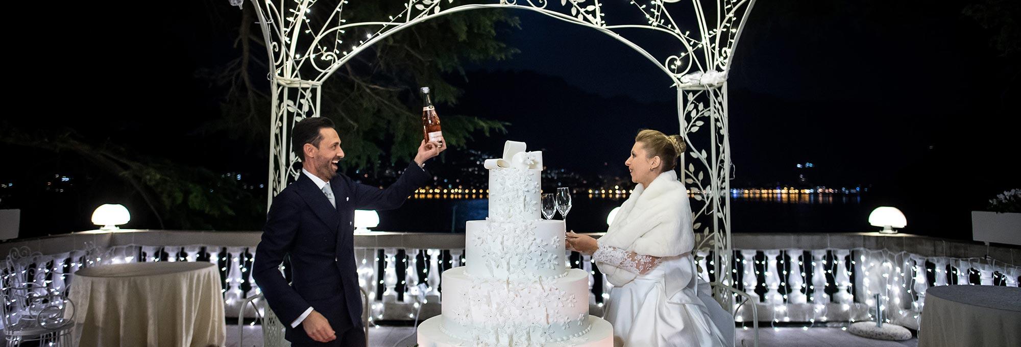 Matrimoni sul lago di Como - Villa Giulia - Valmadrera Lecco