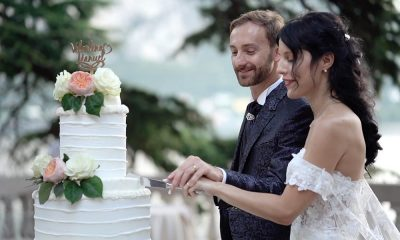 Villa Giulia Matrimoni - Taglio della torta nuziale